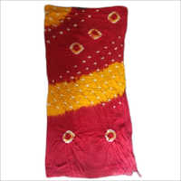 Cotton Bhandej Dupatta