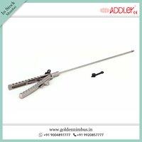 ADDLER Laparoscopic Needle Holder 5mm Ethicon Storz Type SS Hospital