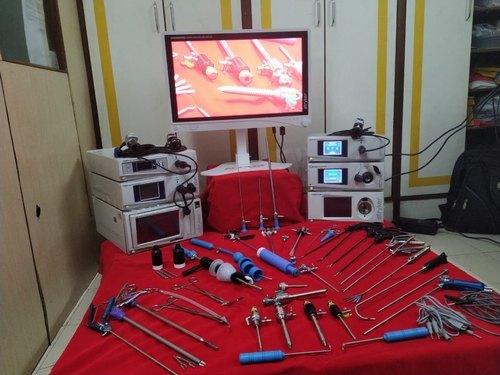 Refurbished Stryker System 6 Arthroscopy Shaver Combo Set