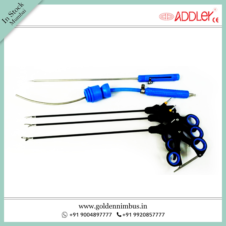 ADDLER Laparoscopic Endo Knife 5mm For Clinic