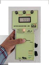 Electric Digital Motor Checker EMC-28N
