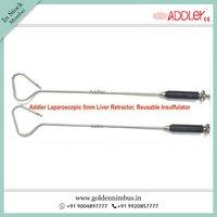 ADDLER Laparoscopic Liver Retractor Instrument 5mm Insufflators