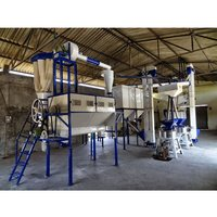 Fully Automatic Flour Mill Plant