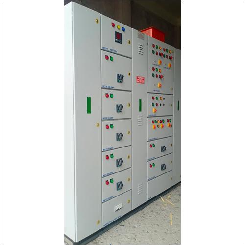 Power Distribution Cum Control Panel