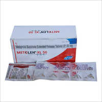 Metoprolol Succinate Extended Release Tablets