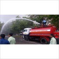 Multi Purpose Water Sprinkler Vehicle
