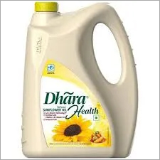 Dhara Refined Sunflower Oil