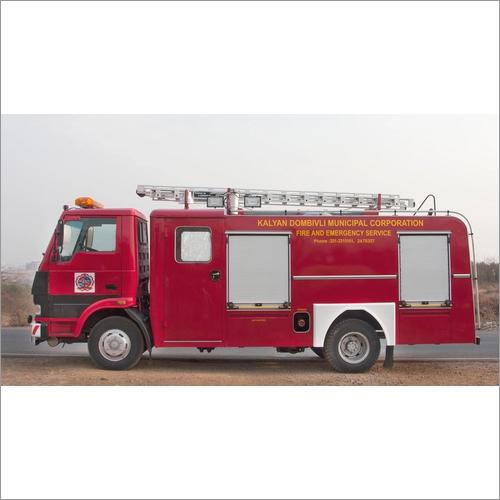 Mini Fire Tender