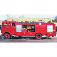 Dry Chemical Powder Fire Tender
