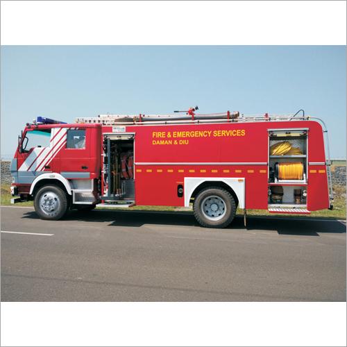 Multipurpose Medium Fire Tender
