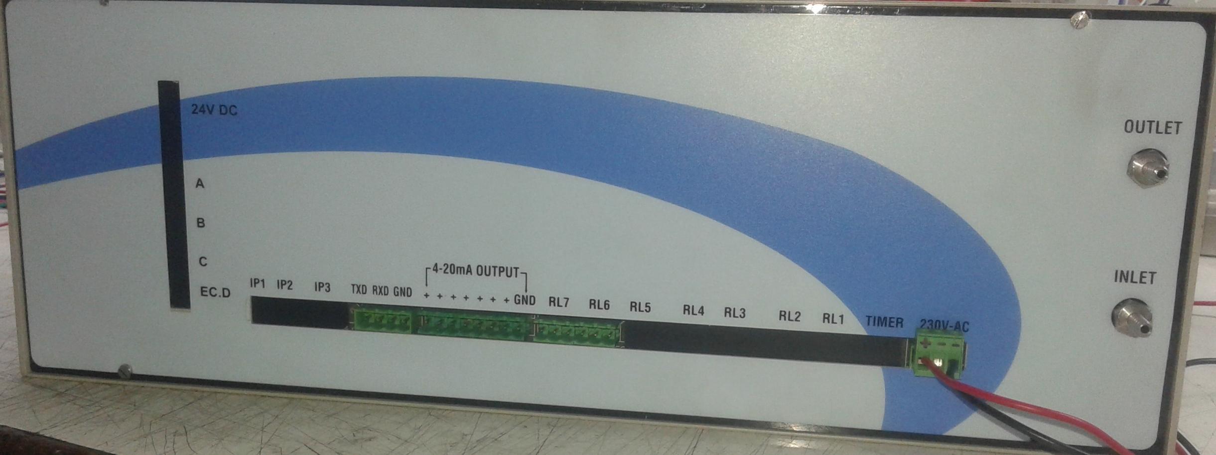 Online Biogas Analyzer