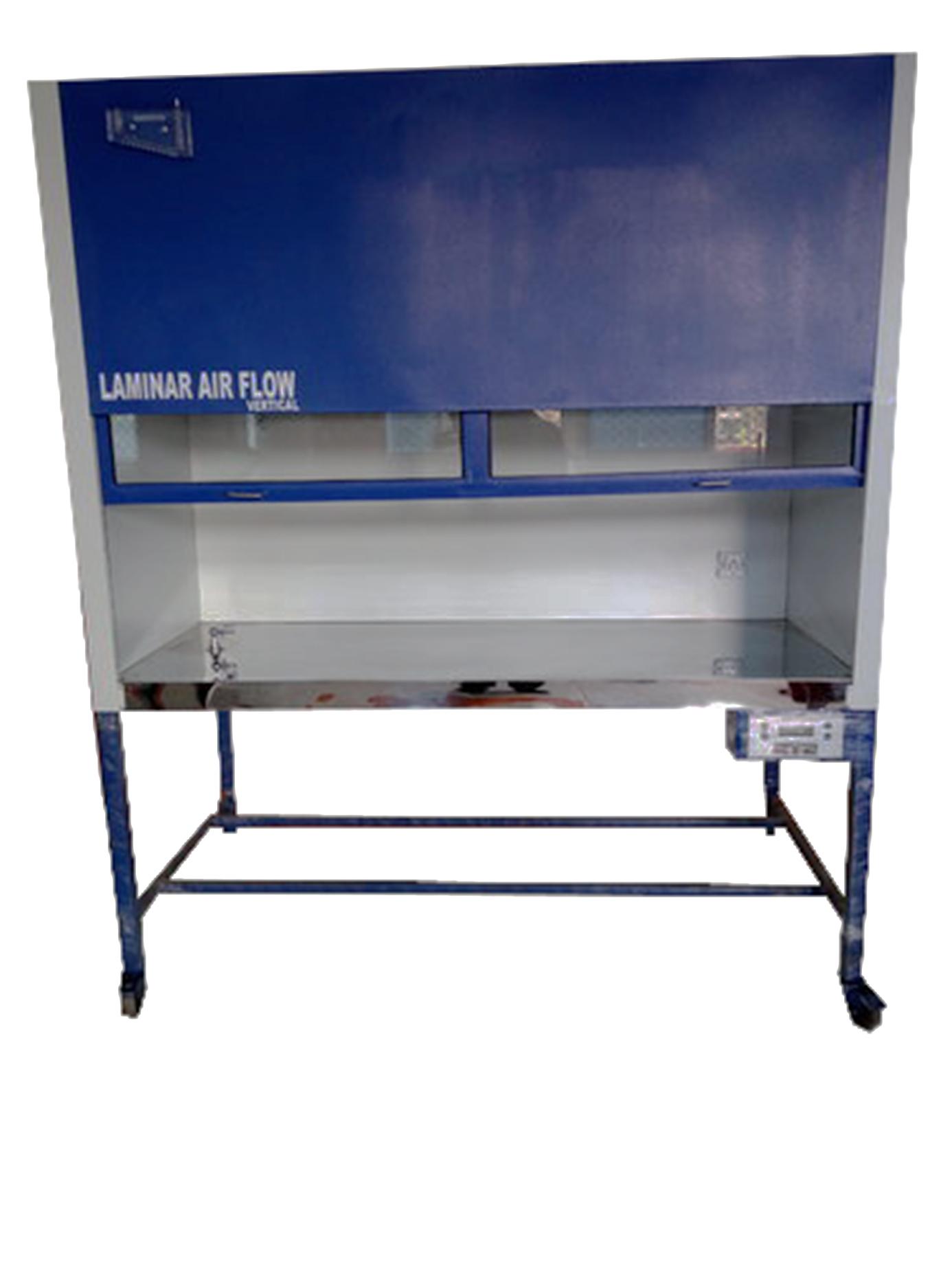 Vertical Laminar Air Flow