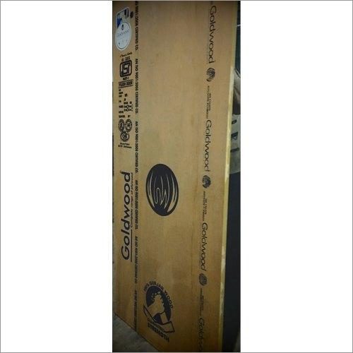 Brown Fire Retardant Door