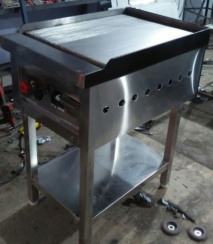 Hot Plate With Griddle