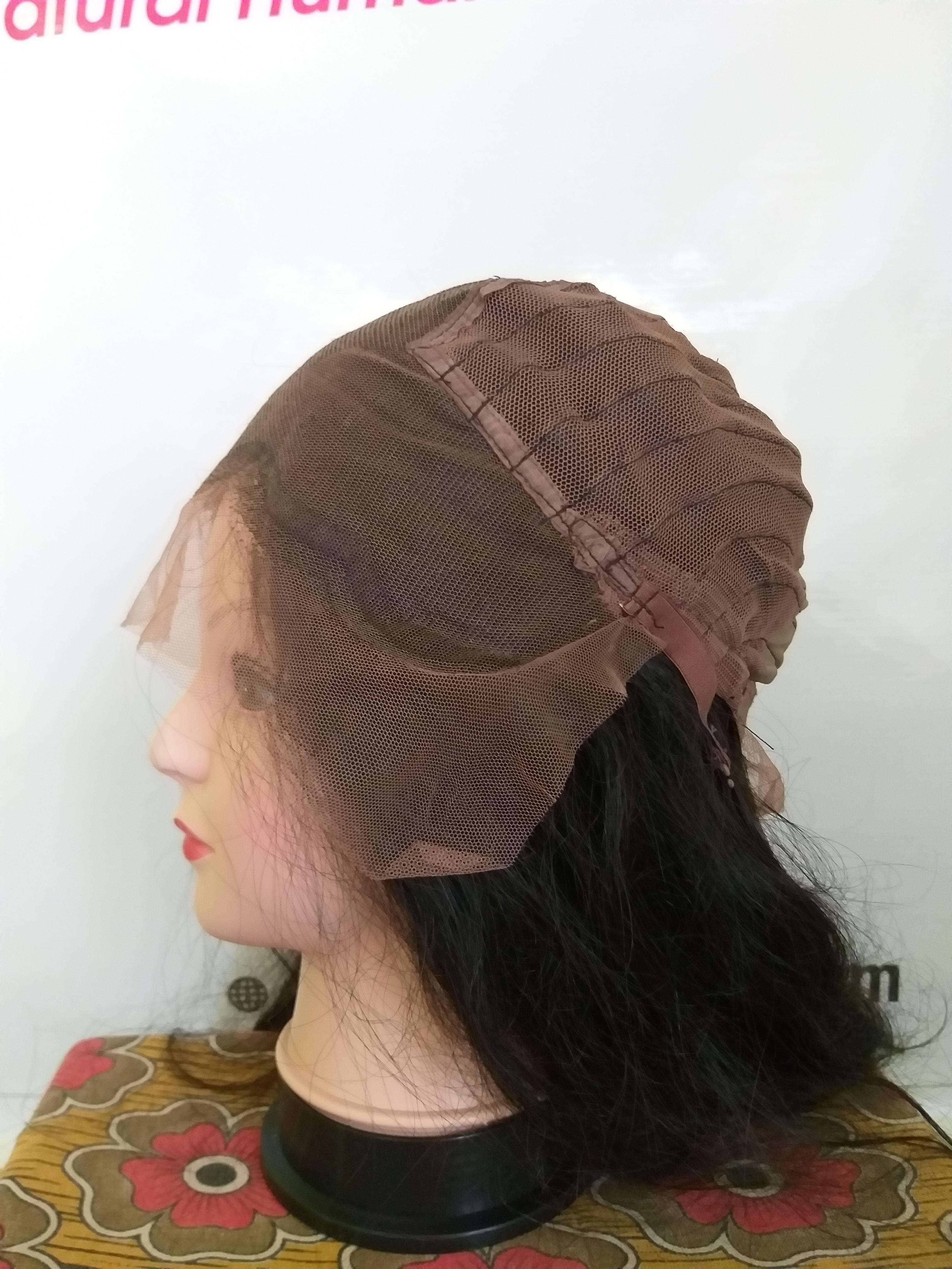Natural Color Human Hair Wigs
