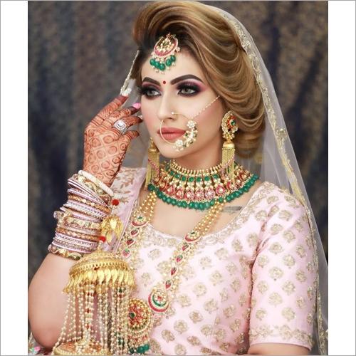 Hd Bridal Makeup Services