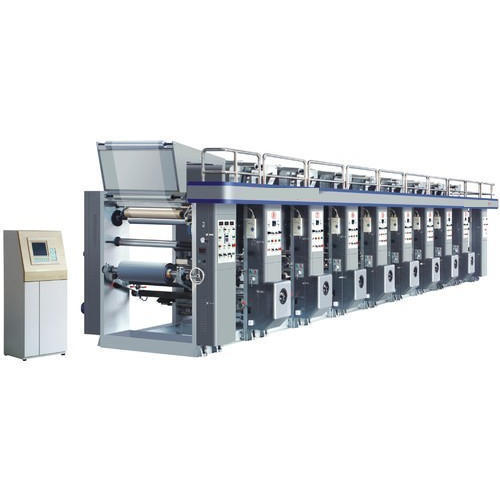 Automatic Foil Printing Machine