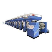 Aluminum and Foil Printing Machine