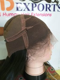 Unprocessed Raw Natural Straight Hair Full Lace Wigs