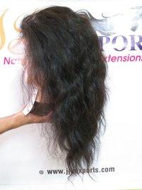 Virgin Human Hair Lace Frontal Wigs