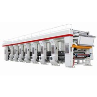 Blister Foil Printing Machine