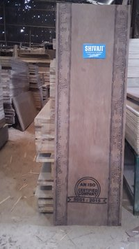 Hardwood Commercial Flush Doors