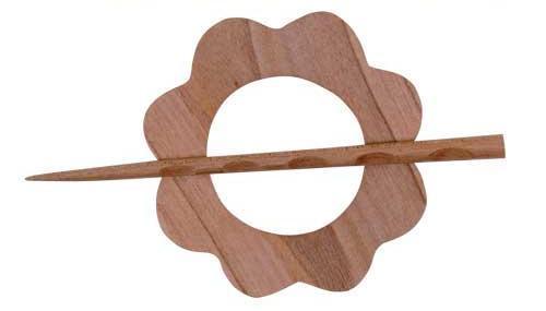 Shawl Pins Flower