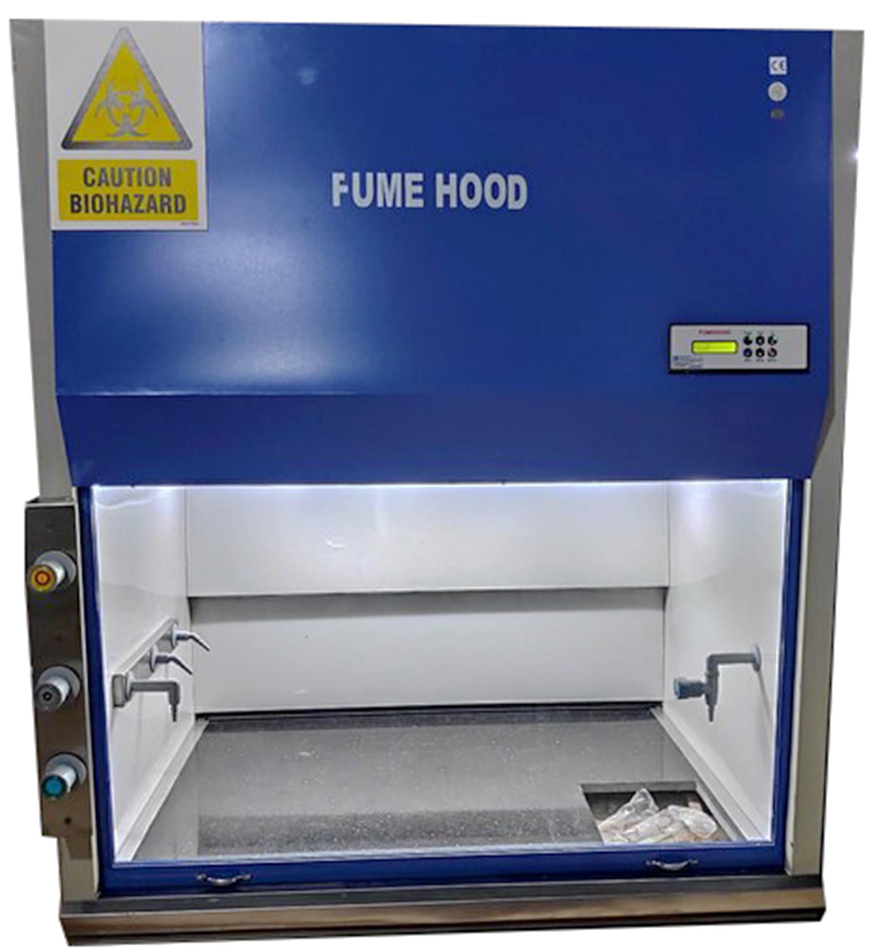 Fume Hood Cupboard