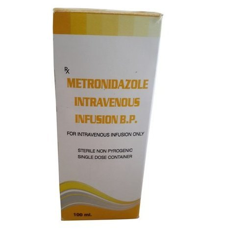Metronidazole 500mg in 100ml Infusion