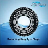 Swimming Ring Tyre Shape