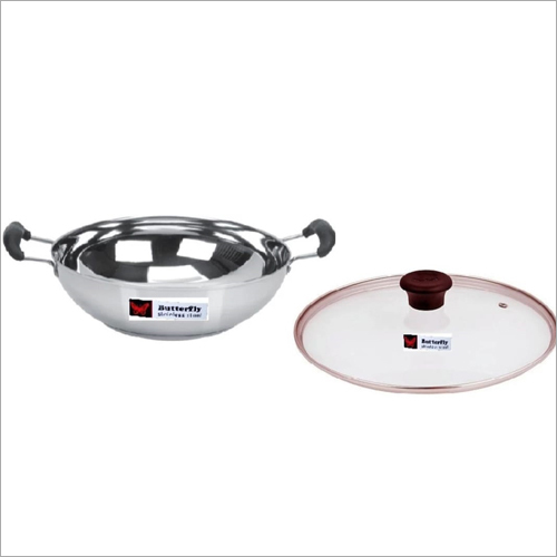 Butterfly Kadai With Lid