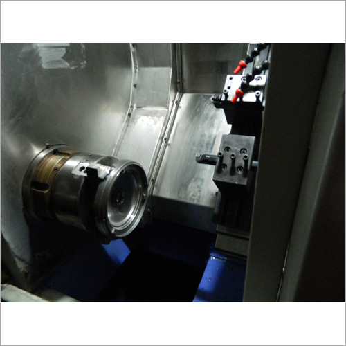 CNC SPM For Fan Cover