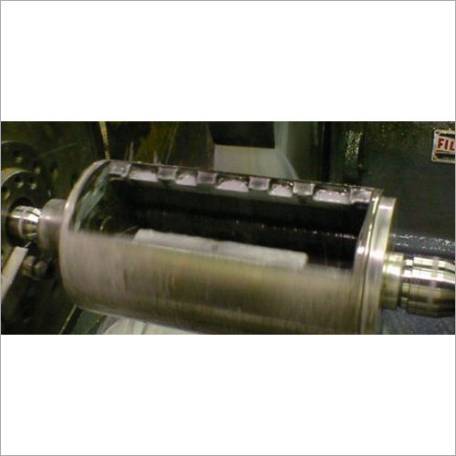 Crome Steel Coating Cylinders