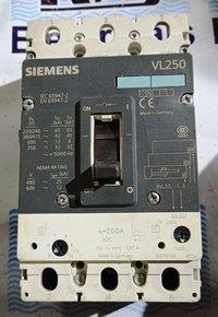 SIEMENS MCCB - 200A