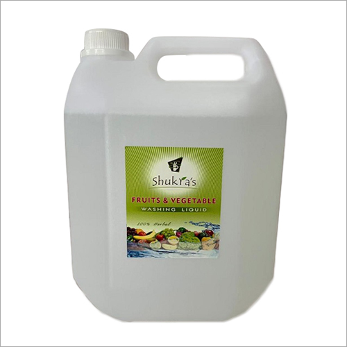 100 Percent Herbal Fruit And Vegetables Washing Liquid