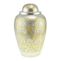 Clovelly Brass Cremation Urn