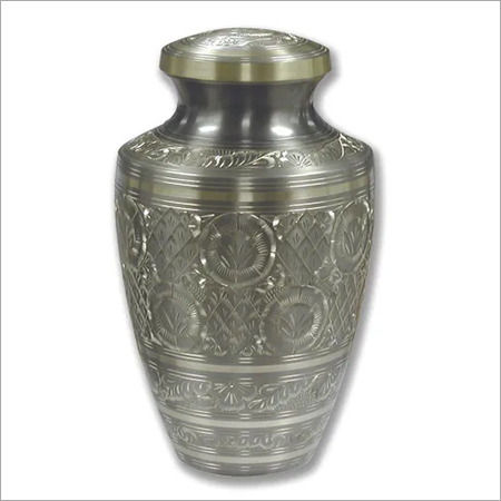 Platinium Engraved Adult Urn