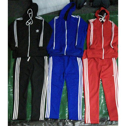 Warm Track Suit
