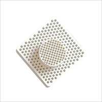 Ceramic Filter Slice for molten metal filtration foundry industries