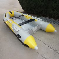 Inflatable boat, sport boat, rubber boat, life boat, rescue boat, Boat-380cm