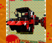 Corn Harvester 03