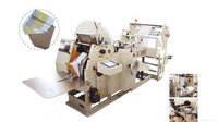 Fully Automatic Paper Bags Food Bags Making Machine