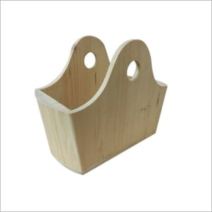 Small Wooden Basket
