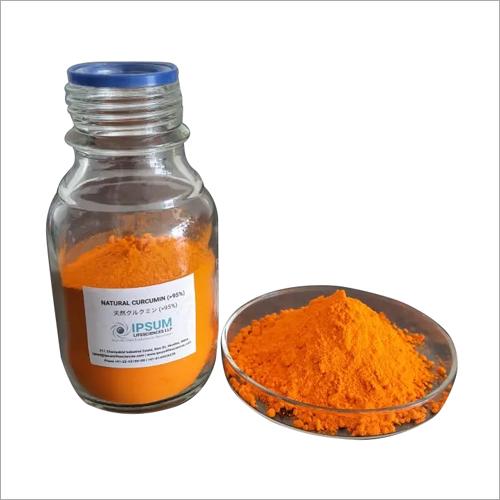 Natural Curcumin Powder
