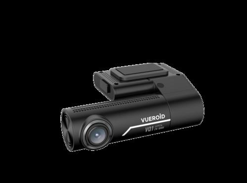 Non-LCD type high resolution Car Black Box VUEROID D20