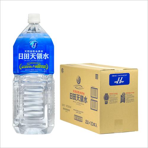 2 Ltr Mineral Water Bottle