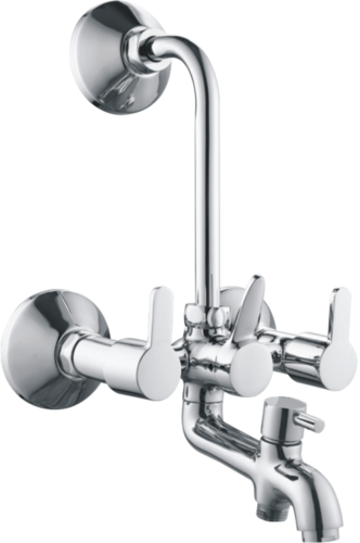 Wall Mixer Telephonic 3 In 1