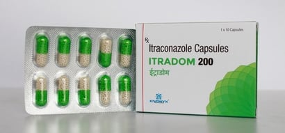 Itraconazole Capsule Certifications: Who Gmp