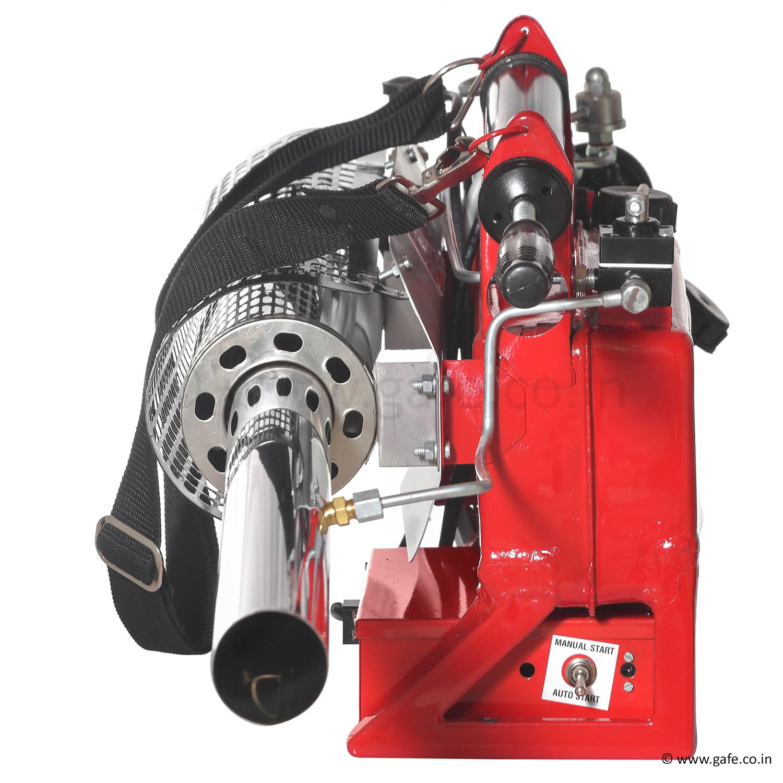 Blackstone V10PAT Auto Start, 5 Litre Thermal Fogging Machine