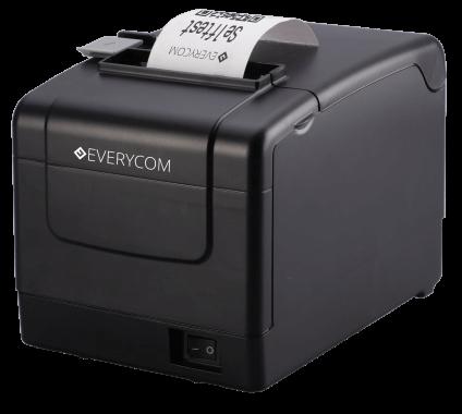 80mm | 3 inches Thermal Receipt Billing Printer - EC901